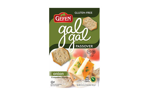 Gefen Gluten Free Everything Crackers