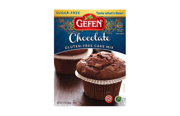 Gefen Gluten Free Sugar Free  Chocolate Cake Mix