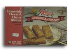 Tuv Taam Cheese & Cherry Blintz