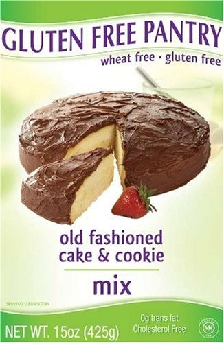 Gluten Free Pantry Old Fashioned Cake & Cookie Mix