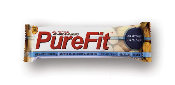 Pure Fit Almond Crunch Bars