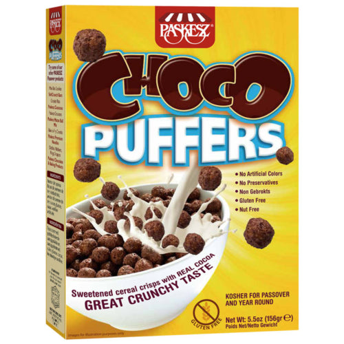 Paskesz Choco Puffers Cereal