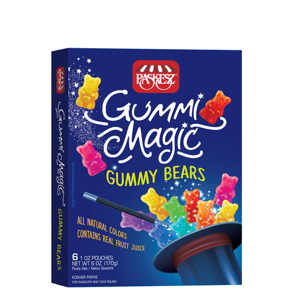 Paskesz Gummi Magic Gummy Bears