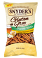 Snyders Gluten Free Pretzel Sticks - Honey Mustard & Onion