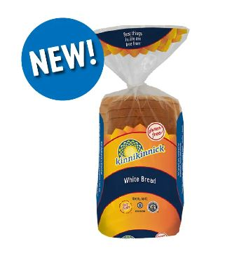 Kinnikinnick New White Bread