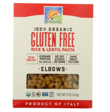 Bionaturae Organic Elbow Pasta