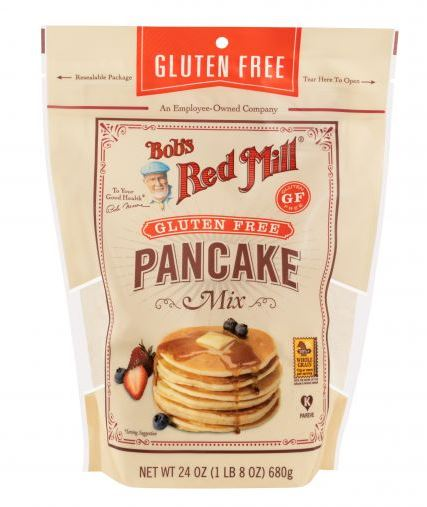 Bobs Red Mill Gluten Free Pancake Mix