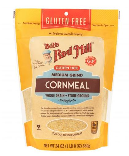 Bobs Red Mill Cornmeal