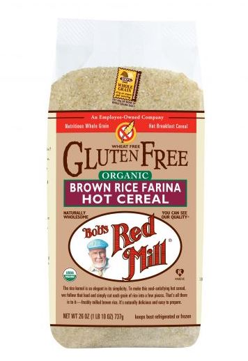 Bobs Red Mill Brown Rice Farina