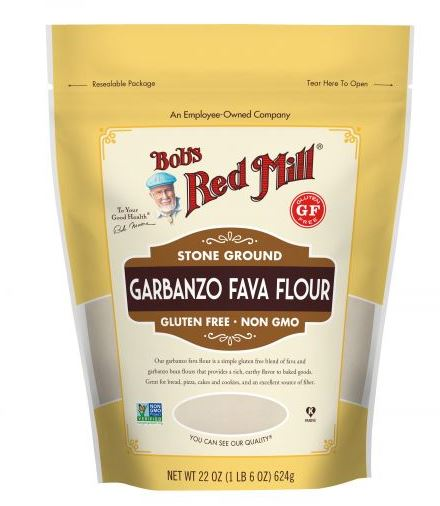 Bobs Red Mill Garbanzo & Fava Flour