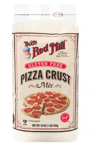 Bob's Red Mills Pizza Crust Mix