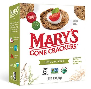 Marys Gone Crackers - Herb