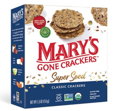 Marys Gone Crackers  Super Seed Classic