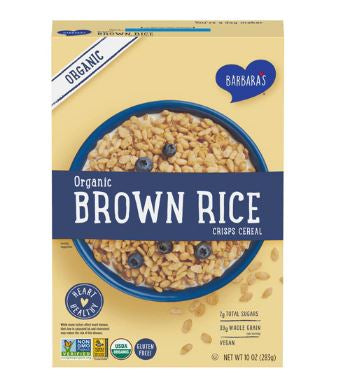 Barbara's Organic Brown Rice Crisps