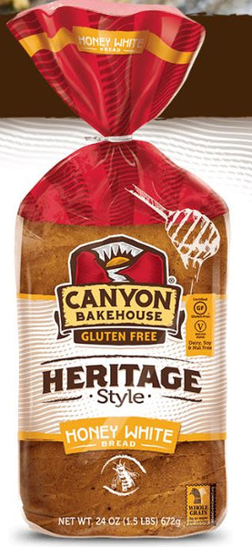 Canyon Bakehouse Gluten Free Honey White Bread