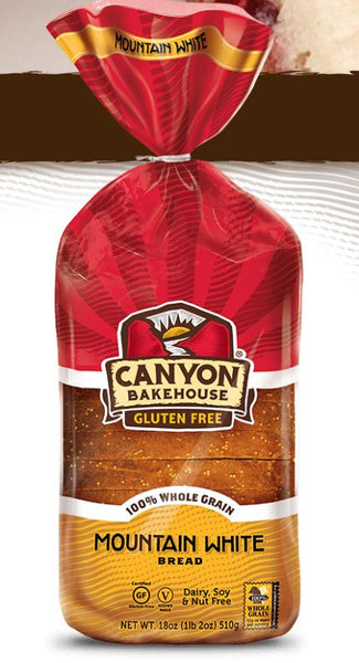 Canyon Bakehouse Gluten Free Mountain White Bread