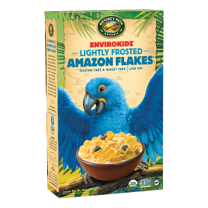 Natures Path Organic Amazon Frosted Flakes Cereal