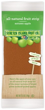 Stretch Island Fruit Leather- Autumn Apple