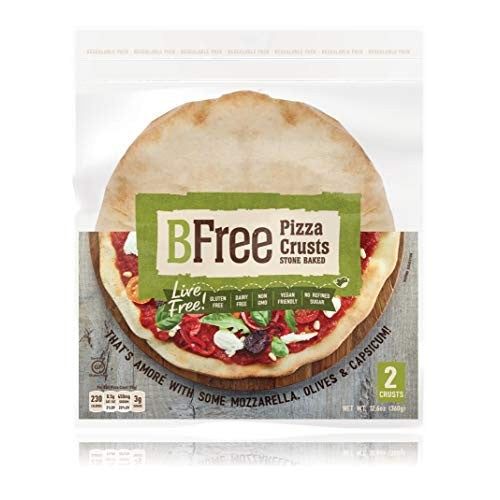 BFree Gluten Free Stone Baked Pizza Crust