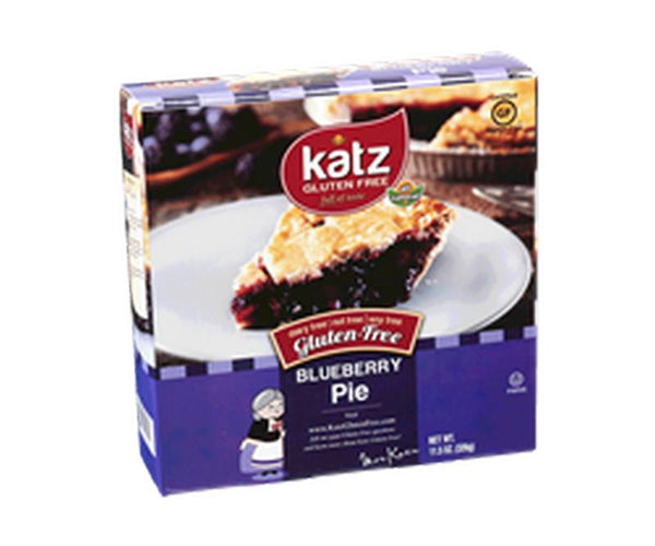 Katz Blueberry Pie - Gluten Free