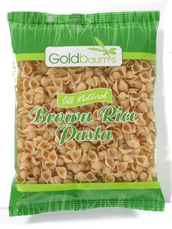 Goldbaum's Brown Rice Shell Pasta