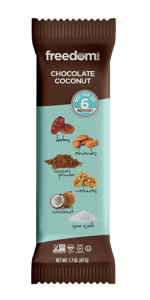 Freedom Chocolate Coconut Bar