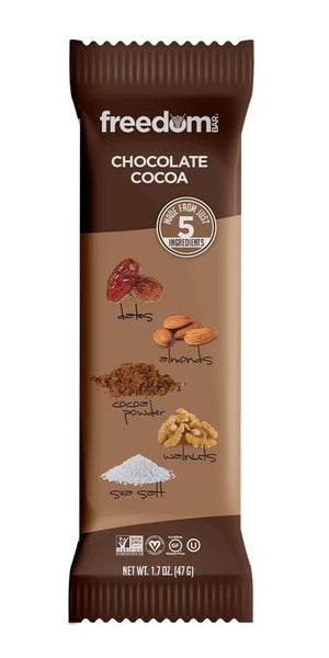 Freedom Chocolate Cocoa Bar