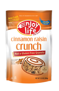 Enjoy Life Cinnamon Crunch Granola