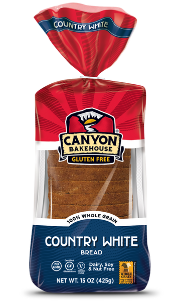 Canyon Bakehouse Gluten Free Country White Bread