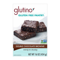 Gluten Free Pantry Double Chocolate Brownie Mix