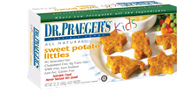 Dr. Praeger's Sweet Potato Littles
