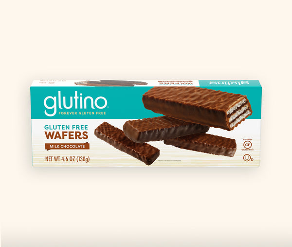 Glutino Gluten Free Chocolate Wafers  {Dairy}