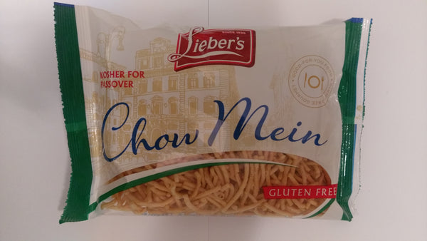 Liebers Chow Mein Noodles