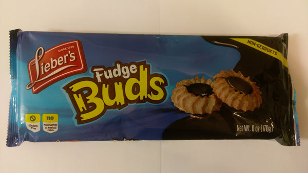 Liebers Fudge Buds **NEW**
