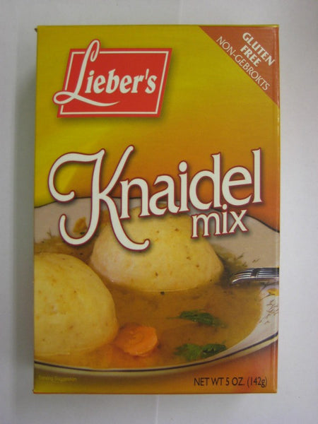 Liebers Knaidel Mix