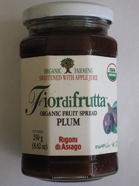 Organic Fruit Spread - Plum