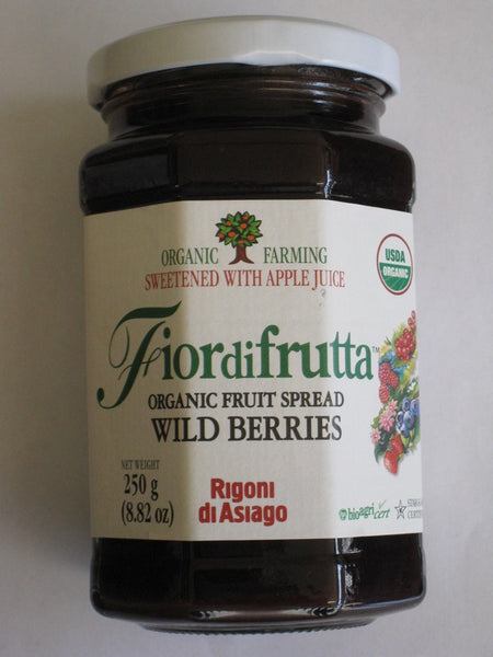 Organic Fruit Spread - Wild Berries