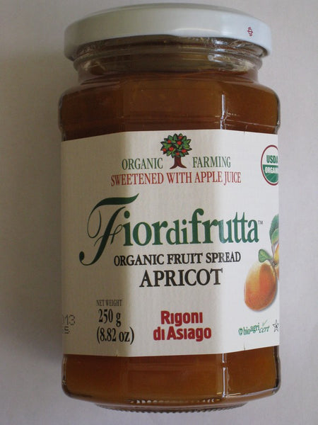 Organic Fruit Spread - Apricot