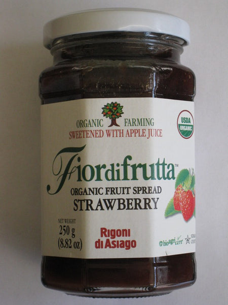 Organic Fruit Spread - Strawberries & Wild Strawberries