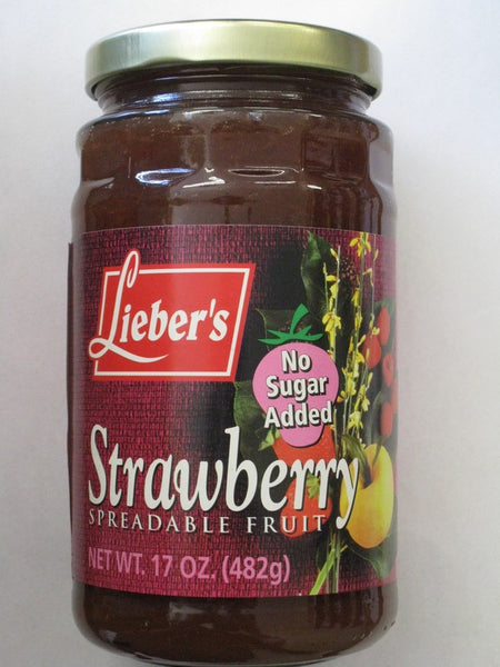 Strawberry Spreadable Fruit