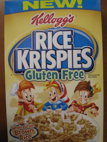 Kellogs Gluten Free Rice Krispies