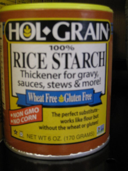 Hol-Grain Rice Starch