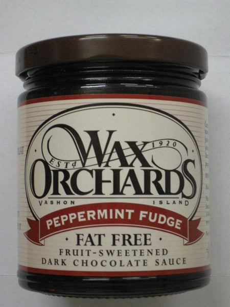 Wax Orchard Pepppermint Fudge