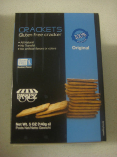 Paskesz Crackets Original Crackers