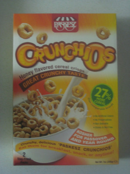 Paskesz Crunchios Cereal