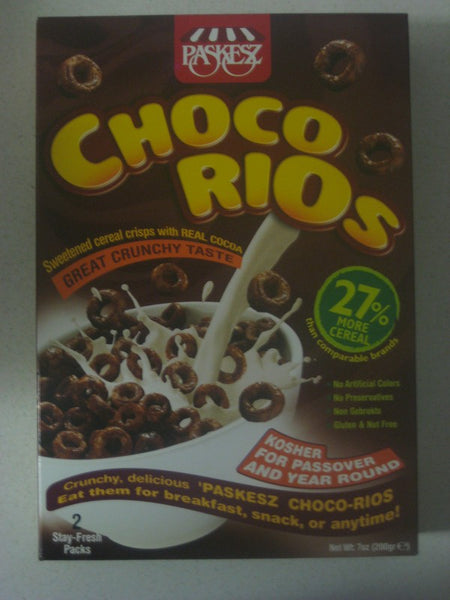 Paskesz Chocorios Cereal