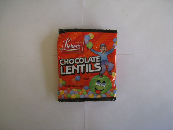 Liebers Chocolate Buttons { 6 Pack }