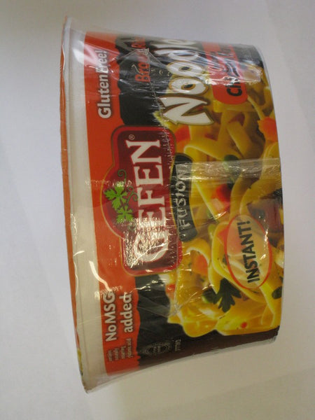 Gefen Instant Brown Rice Noodles Soup - Imt.Chicken Flavor