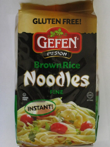 Gefen Instant Brown Rice Noodles - Fine