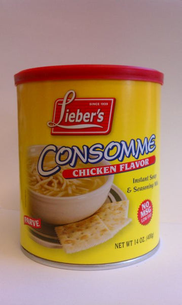 Liebers Chicken Flavor Consomme - NO MSG
